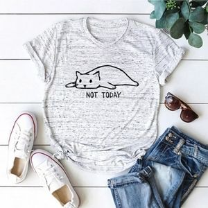 Not Today Kitty Shirt
